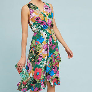 Plenty Tracy Reese Daphne Dress Anthropologie XL